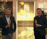 Pictured: Richard Halliday, Commercial Director and Neil Hughes, Managing Director at Dartington Crystal
